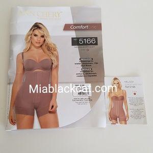 552ea5b7ed500 Ann Chery Intimates   Sleepwear - Ann Chery Melissa Fajas Para Adelgazar  Shapewear